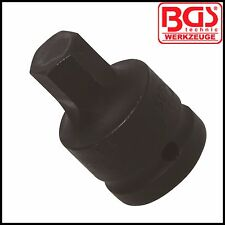"BGS - 17 mm - Allen Key, Internal Hex Impact Socket - 3/4"" Drive - Pro - 5054-17"