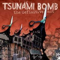 TSUNAMI BOMB - THE DEFINITIVE ACT   CD NEU