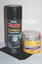 CAR BUMPER PLASTIC repair Kit for textured bumpers wing mirrors