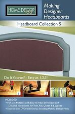 Home Decor 1-2-3 Making Designer Headboards Collection 5