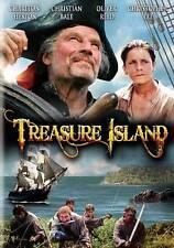 Treasure Island - Christian Bale - Oliver Reed - Charistoph Lee - Brand New RARE