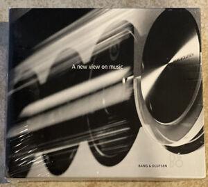 Bang & Olufsen Beosound 9000 6 Disc CD Demonstration Collection - Rare - NIB