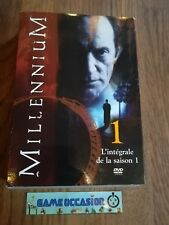 COFANETTO MILLENNIUM STAGIONE 1 I DVD VIDEO FILM PAL VF VO