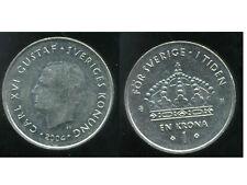SUEDE 1 krona  2004  ( bis )