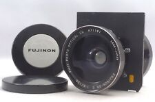 @Ship in 24Hrs@ Discount @ Fujinon SW S 120mm f8 Large Format Lens Seiko Shutter