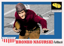BRONKO NAGURSKI 55 B ACEO ART CARD ### BUY 5 GET 1 FREE ## or 30% OFF 12 OR MORE