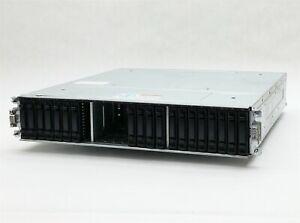 "HP HPE MSA 2040 MSA2040 ES SAN SFF STORAGE ARRAY 24-Bay 2.5"" SAS CHASSIS"