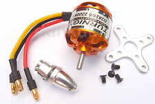 Turnigy d2826-6 2200kv brushless outrunner moteur parkfly d2826 / 6 jets / ailes UK