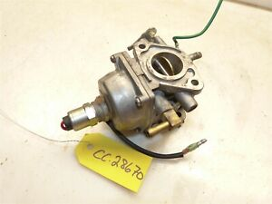 Cub Cadet RTZ-50 Zero-Turn Mower Kohler SV730 25hp Engine Carburetor