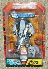 "New DC Universe Classics 2008 SDCC Exclusive 8"" Lobo Figure & Dawg Lot"