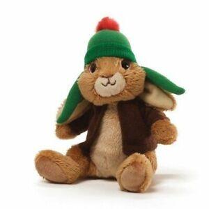Gund Nickelodeon's Benjamin Bunny 5 inch Beanbag Plush Toy New  GREAT GIFT