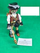 Personnage Playmobil Steampunk