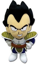 1x Official NEW Great Eastern (GE-52514) Dragon Ball Z Vegeta Stuffed Plush Toy