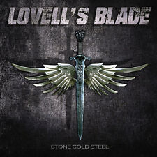 Lovell's Blade - Stone Cold Steel  Brazilian version Limited Picture