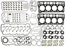 Engine Cylinder Head Gasket Set-VIN: R Mahle HS54657