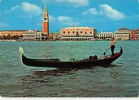 BT1707 venezia  panorama con gondola  italy