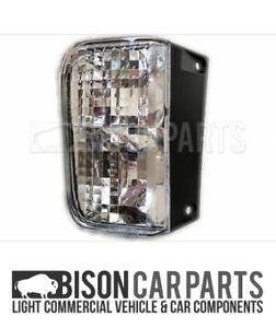 Vauxhall Vivaro 2001-2010 Rear Bumper Lamp Light With Reverse Lamp Left Side LH