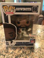 Ezekiel Elliott FUNKO POP Color Rush Dallas Cowboys Fanatics Exclusive