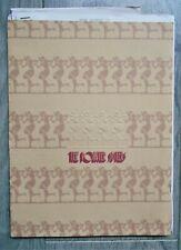 vintage 1974 Soul/Funk press kit + foto POINTER SISTERS (Blue Thumb Records IFA)