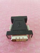HP DVI Male To VGA Female Video Adapter Converter 5184-3854 - neu