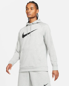 Nike Dri-FIT Men's Pullover Training Hoodie Sustainable Materials