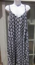 073a2436e75f Torrid Black W White Medallion Print Jersey Knit Romper Plus Size 3 (22-