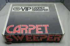 Vintage Red Fuller Brush Company VIP Carpet Sweeper 103 Head With Box   WE