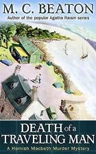 Death of a Travelling Man by M. C. Beaton, Book, New (Paperback)