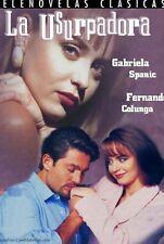 Telenovela LA USURPADORA Fernando Colunga Gabriela Spanic DVD