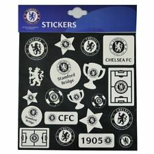 Chelsea F.C. Glow in the Dark Sticker Set