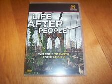 LIFE AFTER PEOPLE History Channel Classic Documentary Mystery End of World DVD