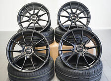 19 Zoll Motec Ultralight MCR2 Alu Felgen 5x114,3 für Kia Hyundai Mazda Ceed I30N