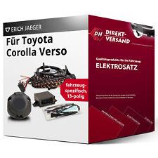 E-SATZ 13-polig FAHRZEUGSPEZIFISCH Für Toyota Verso ab 05.2009
