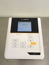 Sartorius Pr 20 Benchtop Conductivity Meter Pro 20 Series Pre Owned Nice