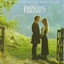 PRINCESS BRIDE (MUSIQUE DE FILM) - MARK KNOPFLER (CD)