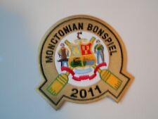 2011 Monctonian Bonspiel  Curling  Patch