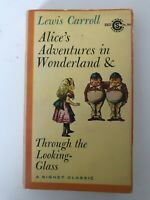 Lewis Carroll Alices Adventures in Wonderland & Through the Looking Glass 1960