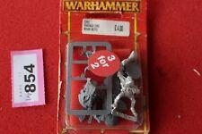 Games Workshop WARHAMMER ORCHI SELVAGGI CINGHIALE Boyz NUOVO CON SCATOLA NUOVA Figura metallo Esercito per ragazzi