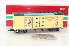 LGB Spur G 41720 US Gedeckter Güterwagen Annie Oakley neuwertig in OVP GL7812