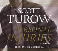 Personal Injuries by Scott Turow (1999, CD, Abridged)