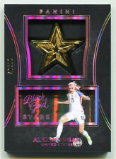 ALEX MORGAN 2016-17 Black Gold Soccer Stars Relic GOLD 43/50
