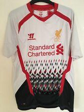 Liverpool Shirt 2013/14 Medium Away Warrior