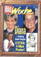 Sonderausgabe Bild Woche Nr. 35_1998 zum 1. Todestag von Lady Di - Diana Spencer