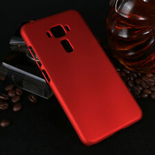 Red Luxury Ultra Thin Slim Matte Hard Back Cover Case For Huawei Various Models