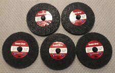 "3M Scotch-Brite Roloc 3"" polishing disc. 5 pieces"