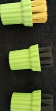 H2o eco and other brands  1 Of metal Brush2 nylon