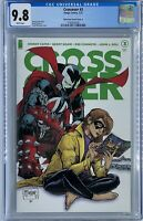 Crossover #3 | Todd McFarlane Variant Cyber Force | CGC 9.8
