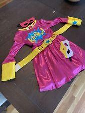 Super Hero Girls Costume 7/8