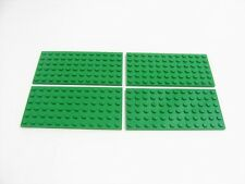 vert clair NEUF NEW Plate 6x12 1 x LEGO 3028 Plaque bright green