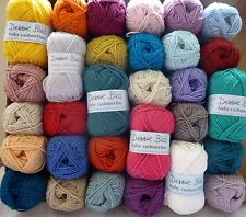 Debbie Bliss Baby Cashmerino x 50g ~ Choose Colour